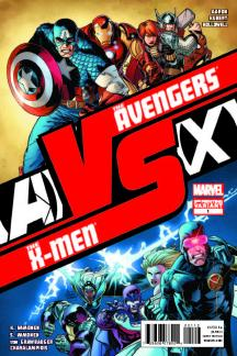 Avengers Vs. X-Men: Versus (2011) #1 (2nd Printing Variant)