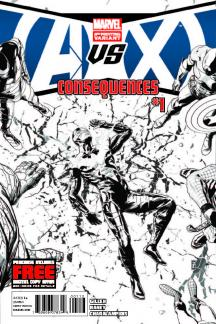 Avengers Vs. X-Men: Consequences #1  (2nd Printing Variant)