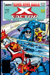 X-Factor Annual #3 