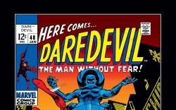Daredevil (1963) #48 Cover