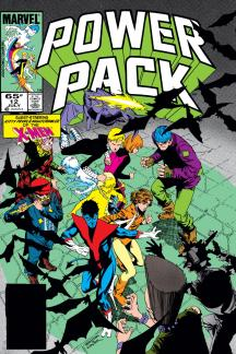 Power Pack (1984) #12