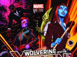 WOLVERINE & THE X-MEN 25 THINGS TO COME VARIANT (WITH DIGITAL CODE)