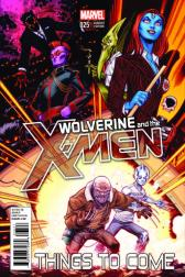 Wolverine & the X-Men #25  (Things to Come Variant)