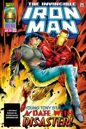Iron Man #329 