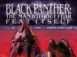 Black Panther: The Man Without Fear (2010) #523 Cover