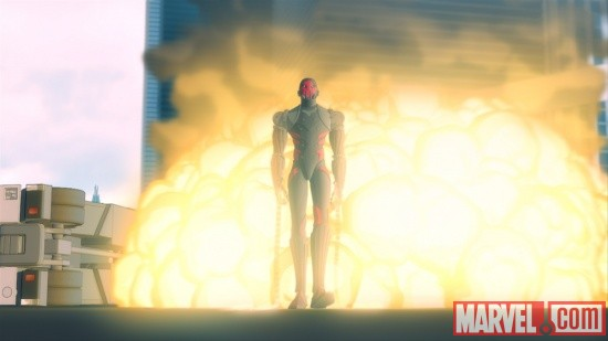 Whiplash makes an impression in Iron Man: Armored Adventures