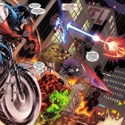 Sneak Peek: Avengers: X-Sanction #1