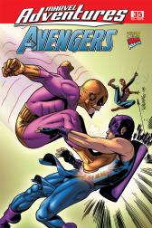 Marvel Adventures the Avengers #35