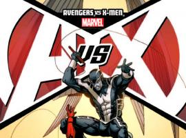 AVENGERS VS. X-MEN 9 LARROCA VARIANT (WITH DIGITAL CODE)