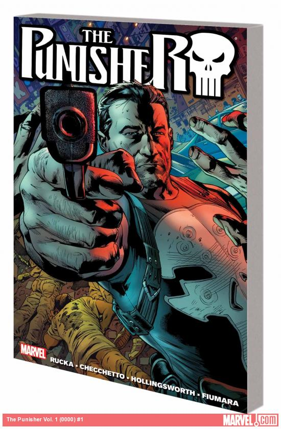 THE PUNISHER BY GREG RUCKA VOL. 1 TPB (COMBO)