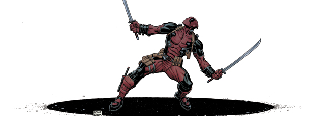 Deadpool NOW!: I Scream