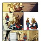 Captain Marvel (2012) #10 preview art by Filipe Andrade