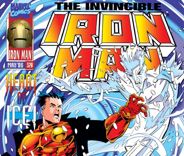 Iron Man (1968) #328 Cover