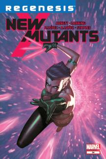 New Mutants (2010) #34