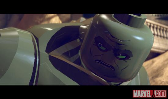 The Abomination from LEGO Marvel Super Heroes