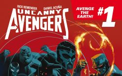 UNCANNY AVENGERS 18.NOW (ANMN, WITH DIGITAL CODE)