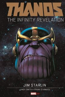 Thanos: The Infinity Revelation (Hardcover)