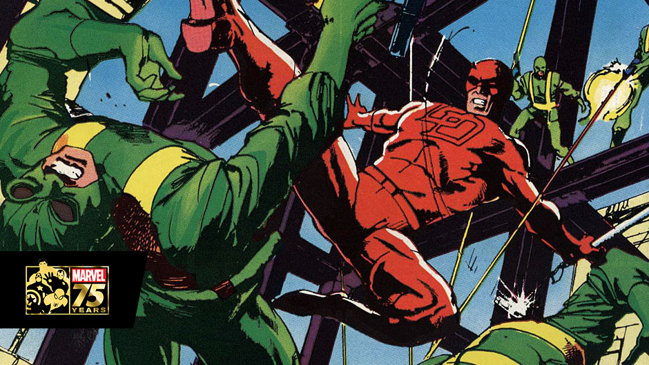 History of Daredevil Pt. 21