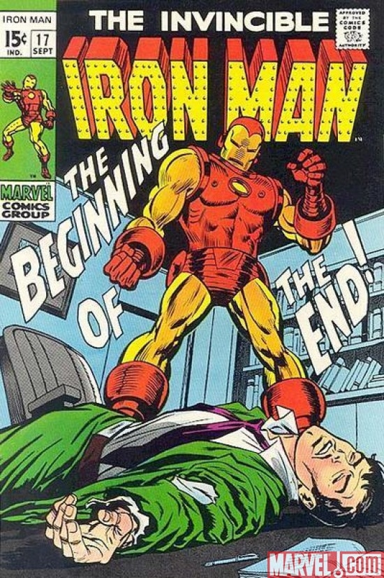 Iron Man (1968) #17