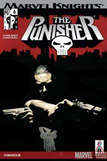 Punisher (2001) #6