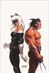 Wolverine &amp; Black Cat: Claws (Hardcover)