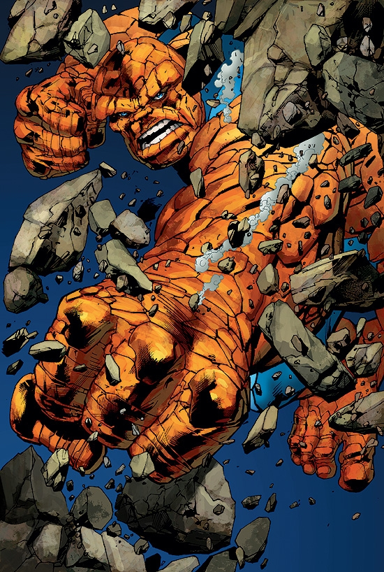 ULTIMATE FANTASTIC FOUR (2007) #19 COVER
