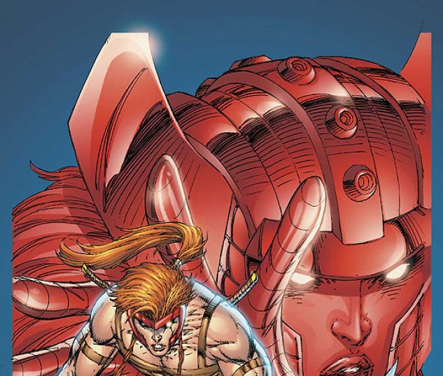 X-FORCE: SHATTERSTAR (2006) #2 COVER