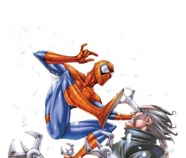 SPIDER-MAN/DOCTOR OCTOPUS: OUT OF REACH (2003) #2 COVER