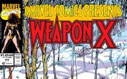 Marvel Comics Presents #77
