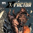 X-Factor #208 cover by David Yardin