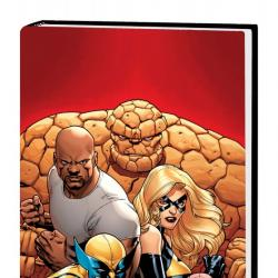 New Avengers by Brian Michael Bendis Vol. 1 (2011)