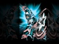 Captain America (2004) #612 (TRON VARIANT) Wallpaper