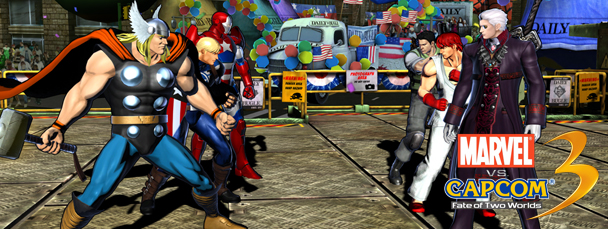 Marvel vs. Capcom 3 News Blast