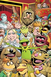 Disney/Muppets Presents: Meet The Muppets #0