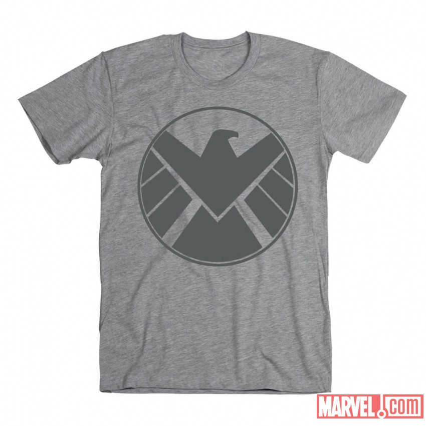 S.H.I.E.L.D. Eagle Tee by Mighty Fine