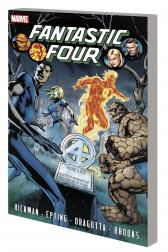 Fantastic Four by Jonathan Hickman Vol. 4 (Trade Paperback)