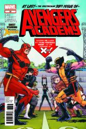 Avengers Academy #38 