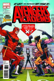 Avengers Academy (2010) #38