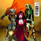 UNCANNY AVENGERS 1 COPIEL VARIANT (NOW, WITH DIGITAL CODE)