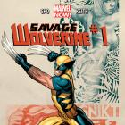 Savage Wolverine #1 cover by Frank Cho