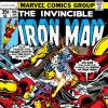 Iron Man (1968) #106 Cover