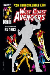 West Coast Avengers #2 