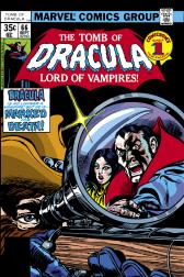 Tomb of Dracula #66 