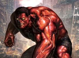 Age of Ultron: The Survivors - Red Hulk