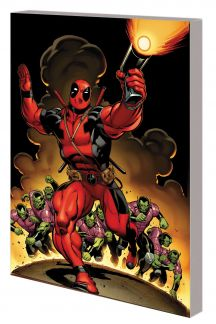 Deadpool by Daniel Way: The Complete Collection (Trade Paperback)
