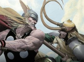Thor & Loki: Blood Brothers Master