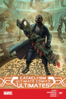 Cataclysm: Ultimates #1