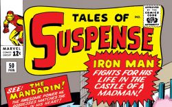 Tales of Suspense (1959) #50 Cover