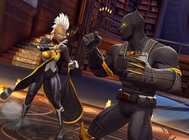 Marvel Contest of Champions Trailer