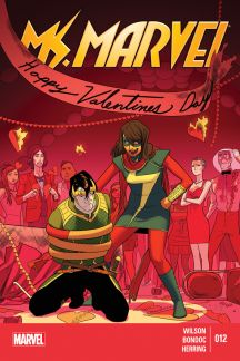 Ms. Marvel #12
